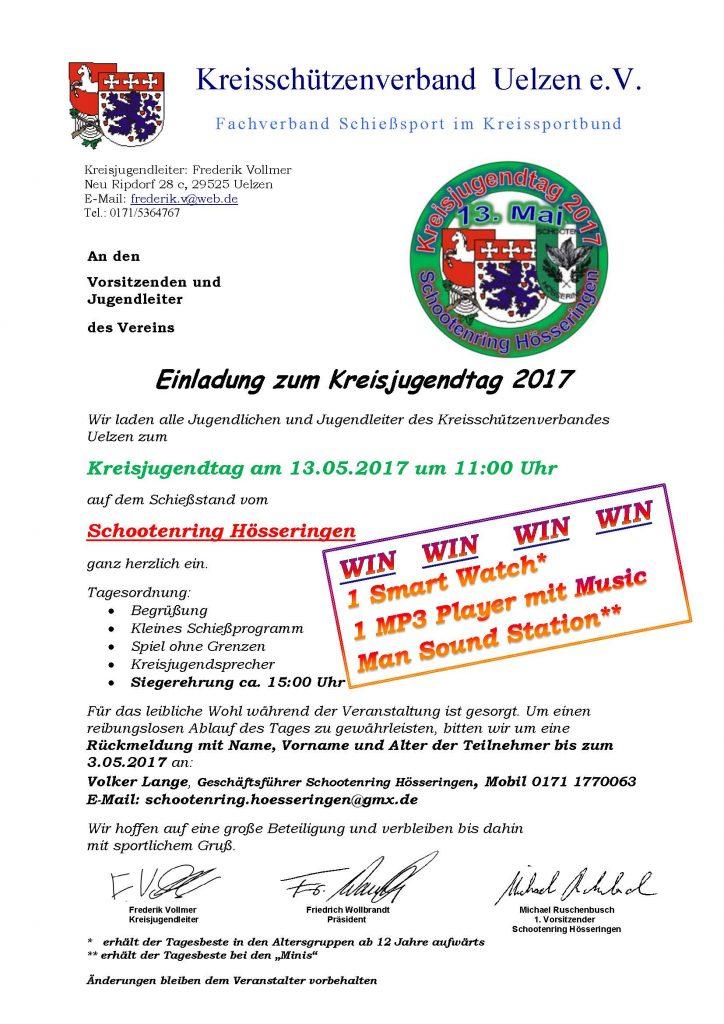 Kreisjugentag 2017