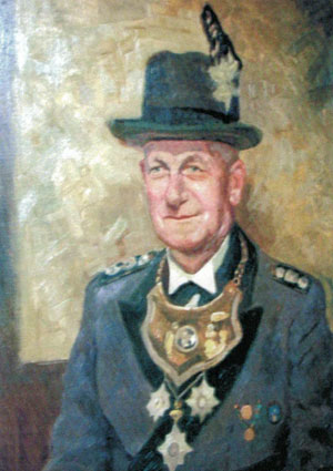 KSV Uelzen - Gründer Friedrich Roloff