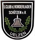 Wappen 1. Club Vorderladerschützen Uelzen