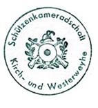 Wappen Schützenkameradschaft Kirch- und Westerweyhe