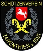 Wappen Schützenverein Zarenthien