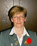 KSV Uelzen - Kreisschriftführerin Wiebke Manning