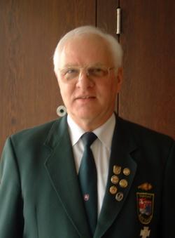 KSV Uelzen - Ehrenpräsident Gustav Hüner
