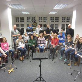 Nachwuchsmusiker bilden sich fort und legen Prüfungen in Uelzen ab