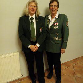 Kreisdamenleiterin Sabine Lange einstimmig wiedergewählt