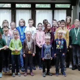 Teilnehmer und Sieger der KM Lichtpunkt