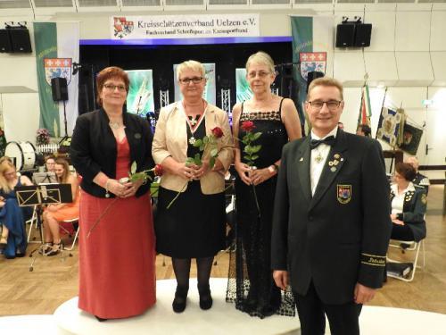 KSV Uelzen - Königsball 2019 - Siegerehrung