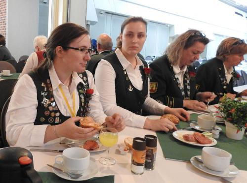 KSV Uelzen - Königsball 2019 - Frühstück